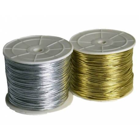 ROLLO CORDON METAL 2mm x 100m
