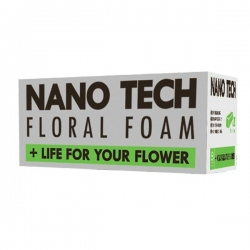 ESPONJA FLOR NATURAL - NANO TECH