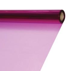 Celofán transparente color