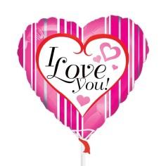Globo I Love You 23