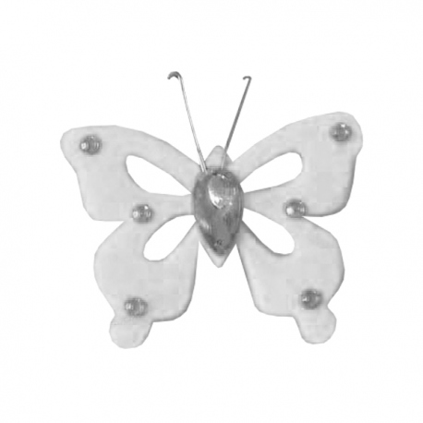 Mariposas Adhesivas Fieltro